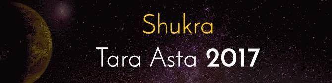 Shukra Astha - Fim da temporada de casamentos indianos