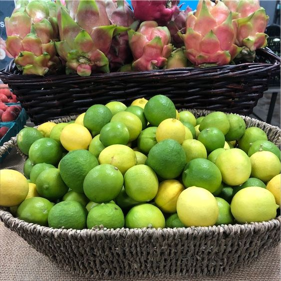 Limes mexicaines