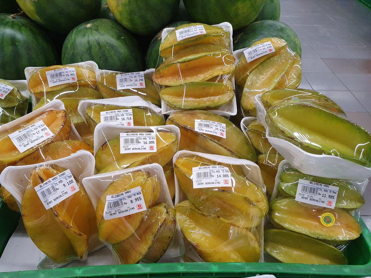 Star Fruit taïwanais