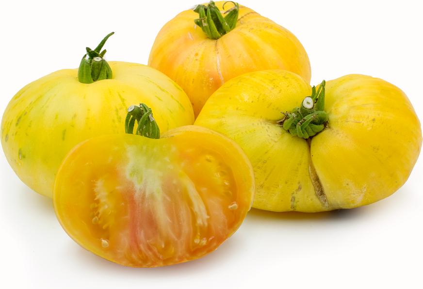 Tomates anciennes de porc à l'ananas