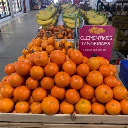 Clementine mandariner